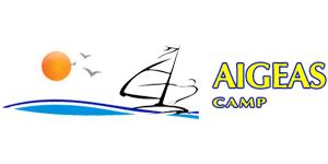 Αιγέας Camping logo
