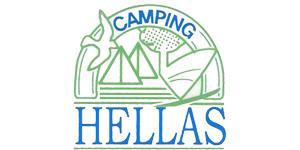Hellas Camping logo