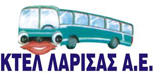 ΚΤΕΛ Λάρισας logo