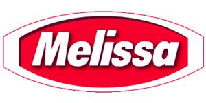 Melissa μακαρόνια logo