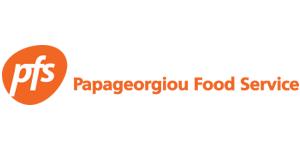 PFS Papageorgiou Foods logo
